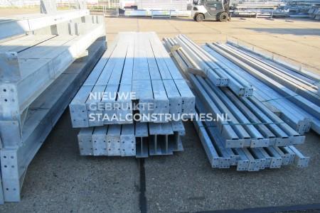 Mooie gebruikte staalconstructie 12.00 x 51.00m (612m2)