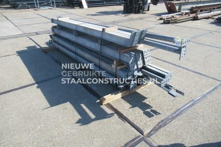 Mooie gebruikte staalconstructie 6.20 x 16.00m (99m²)