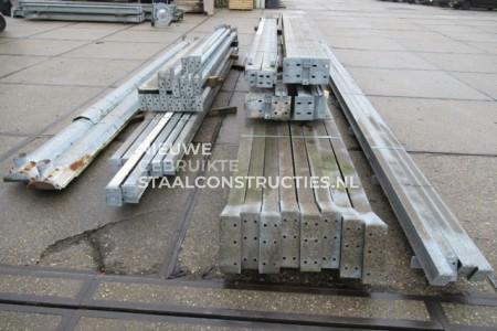 Mooie gebruikte staalconstructie 16.00 x 20.00m (320m2)