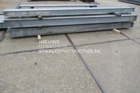 Mooie Gebruikte staalconstructie 12.80 x 20.00 (256m²)