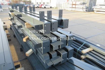 Nieuwe staalconstructie 10.00 x 25.00 meter (250m2)