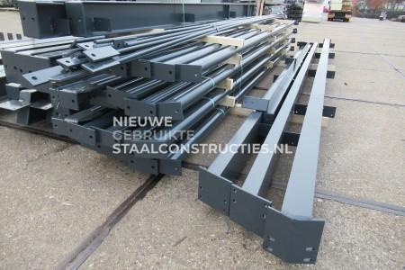 Nieuwe staalconstructie 10.00 x 30.00 meter (300m2)