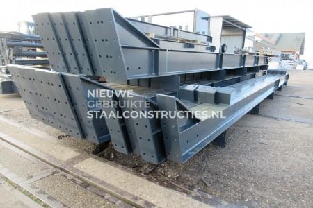 Nieuwe staalconstructie 12.00 x 40.00m (480m²)