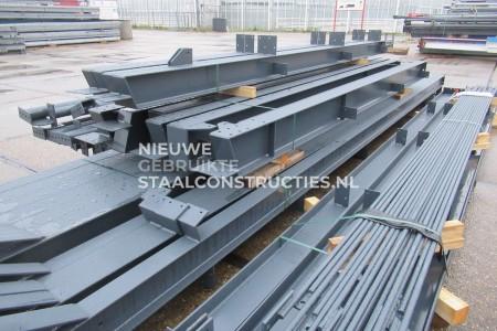 Nieuwe staalconstructie 14.00 x 20.00 meter (280m2)