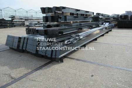 Nieuwe staalconstructie 15.00 x 40.00m (600m²)