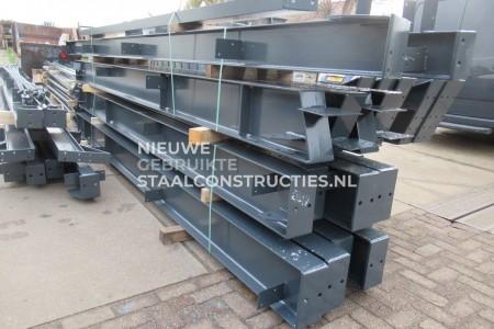 Nieuwe staalconstructie 16.00 x 35.00m (560m²)