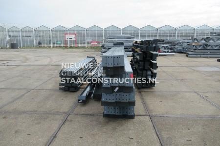 Nieuwe staalconstructie 18.00 x 40.00m (720m²)