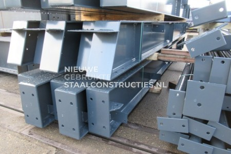 Nieuwe staalconstructie 25.00 x 60.00m (1500m²)