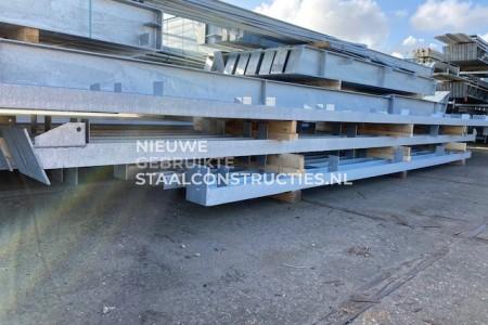 Nieuwe staalconstructie verzinkt 25.00 x 60.00m (1500m²)
