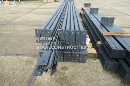 Z.G.A.N. staalconstructie 10.00 x 20.00m (200m²)