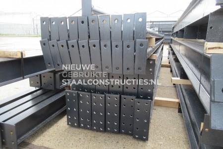 Z.G.A.N. staalconstructie 11.00 x 35.00m (385m²)