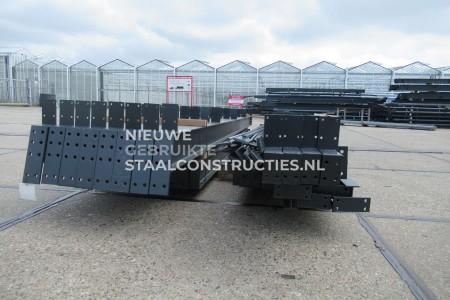 Z.G.A.N. staalconstructie 12.00 x 25.00m (300m²)