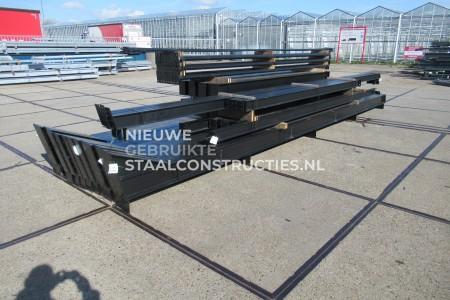 Z.G.A.N. staalconstructie 16.00 x 40.00m (640m²)