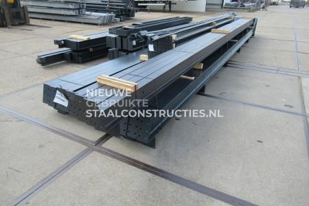 Z.G.A.N. staalconstructie 17.50 x 35.00m (612m²)