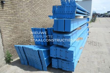 Z.G.A.N. staalconstructie 20.00 x 40.00 meter (800m2)