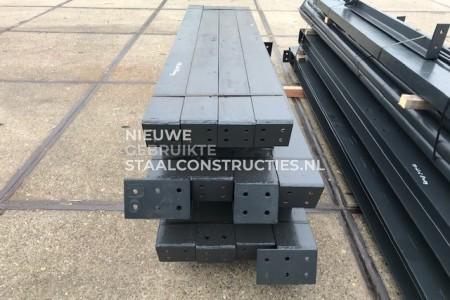 Gebruikte staalconstructie 4.00 x 25.00 (100m²)