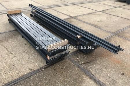 Z.G.A.N. staalconstructie 5.35 x 18.00m (96m²)