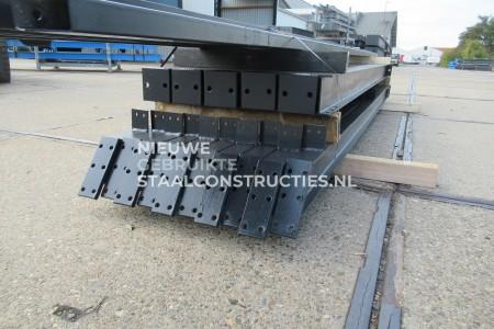 Z.G.A.N. staalconstructie 5.75 x 16.00m (92m2)
