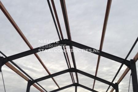 Staalconstructies 6.50 x 16.00m (104m²)