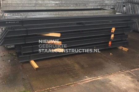 Staalconstructie 6.00 x 16.00m (96m²)