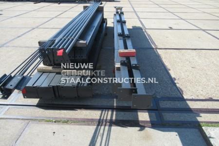 Z.G.A.N. staalconstructie 7.50 x 25.00m (187.5m²)