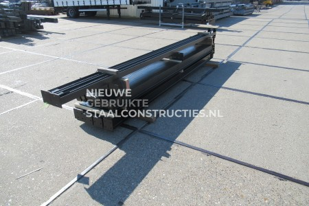 Z.G.A.N. staalconstructie 8.00 x 12.00m (96m²)